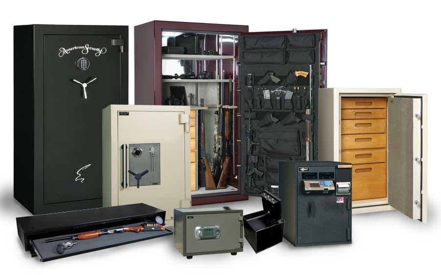 Commercial Safes - Gun Safes - Home & Office Safes