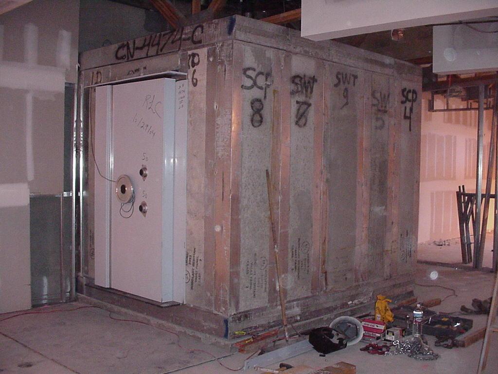 Vaults Safe Rooms